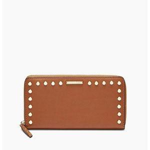 Brand new Rebecca Minkoff Midnighter Stud wallet